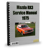 Thumbnail Mazda RX3 1975 Service Repair Manual Download