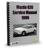 Thumbnail Mazda 626 1996 Service Repair Manual Download