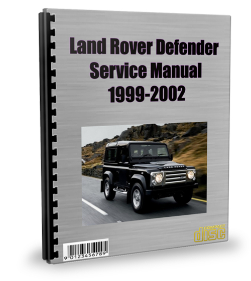 land rover defender light wiring diagram land rover defender workshop manual land rover defender 1999-2002 service repair manual ...