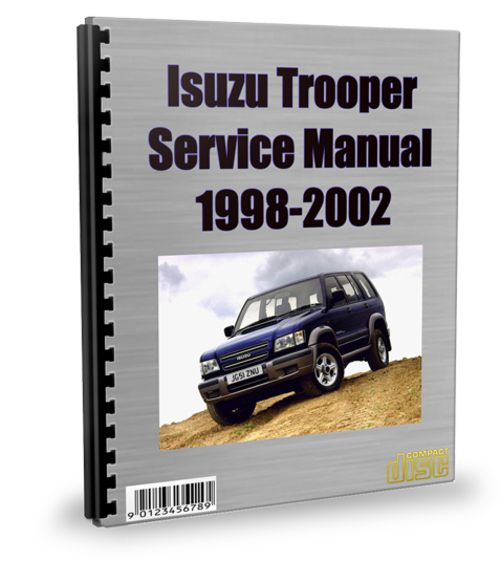 Repair User Isuzu Rodeo 1998 Manual Pdf
