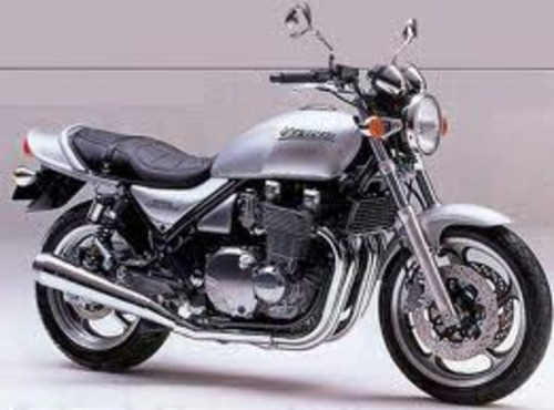 Product picture Kawasaki Zephyr 1100, ZR 1100A Repair Manual Download German