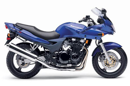 Product picture Kawasaki ZR 7s (ZR 750 H1)(In German) Repair Manual Download