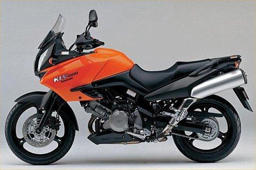 Product picture Kawasaki KLV 1000A 2004 Repair Manual Download