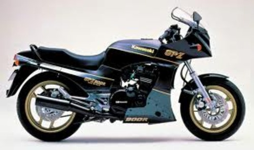 Product picture Kawasaki GPZ 900R, ZX 900A Repair Manual Download